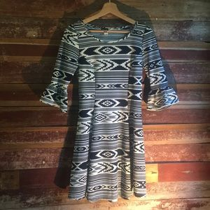 Aggie Tribal Dress